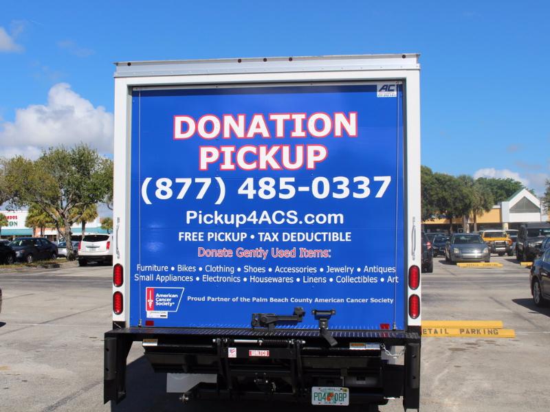 Clothing Donation Pickup Service | Coral Springs, Florida